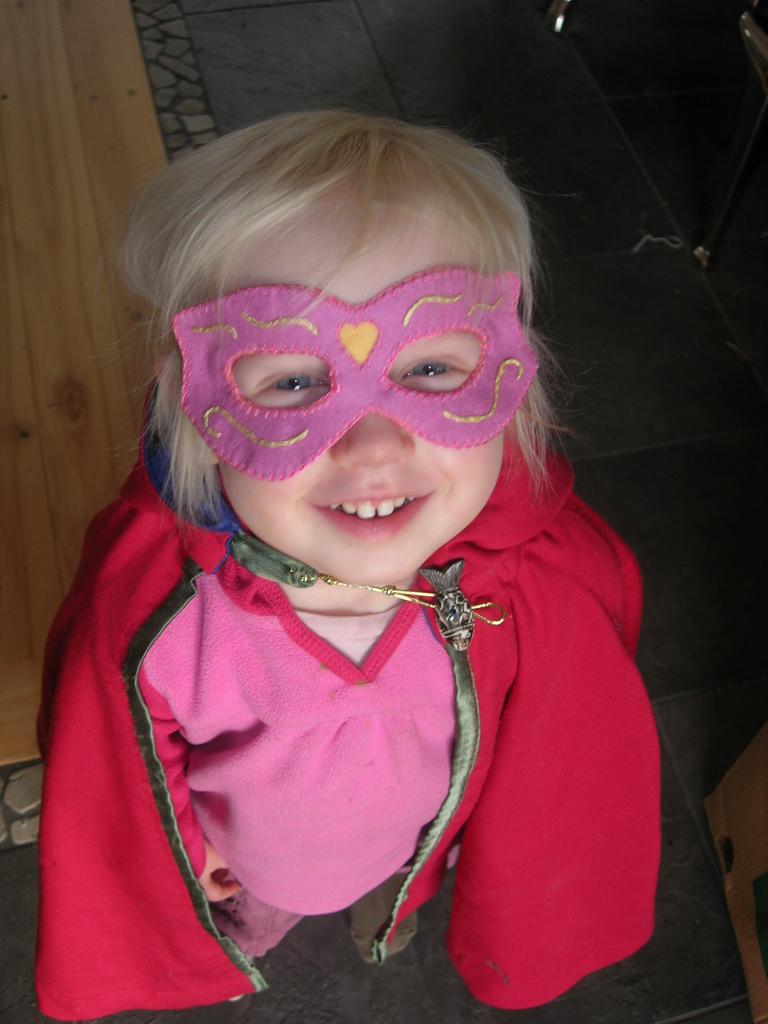 November 2010 - superhero 5