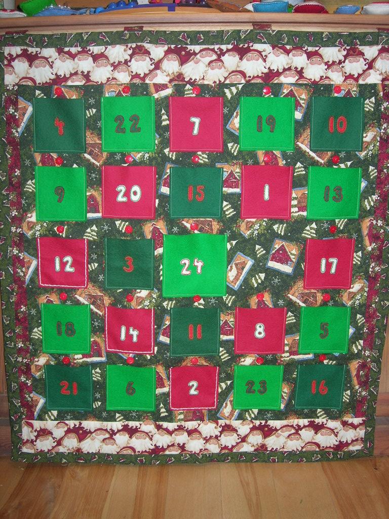 December 2010 - advent calendar 1