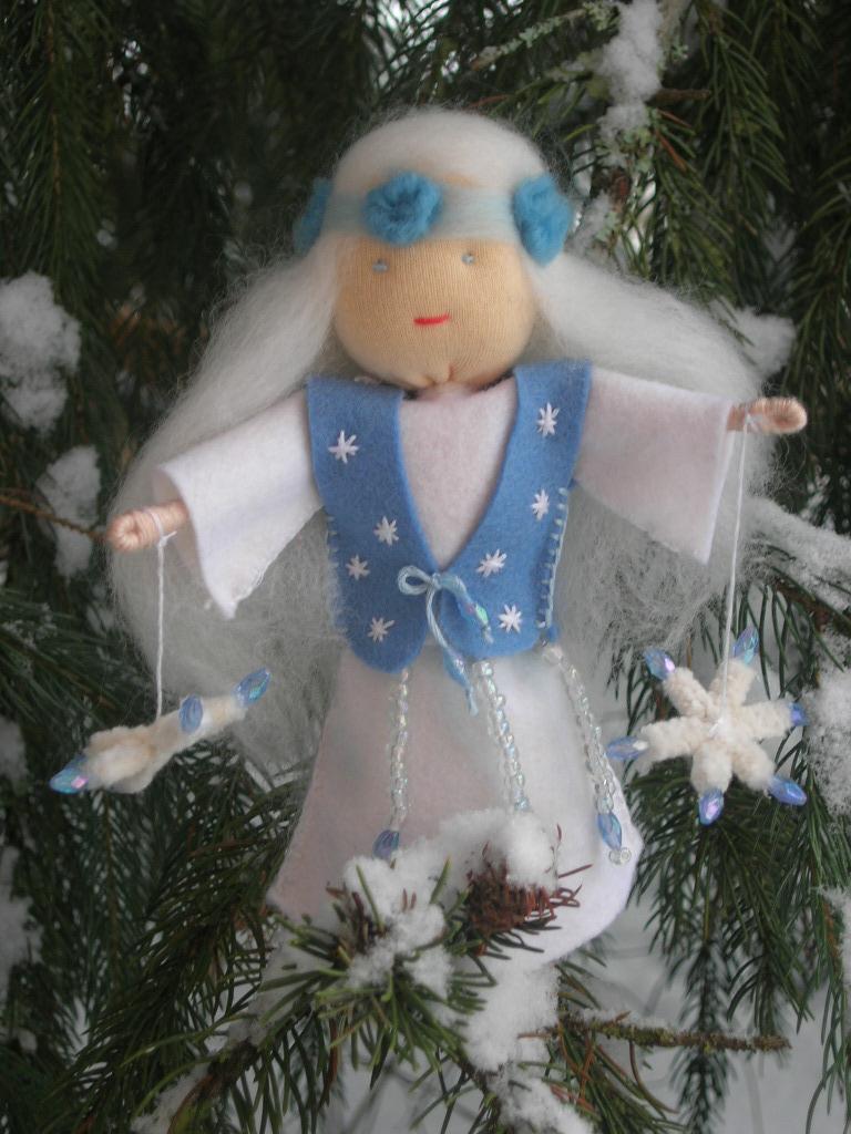 December 2010 - snowflake fairy 3