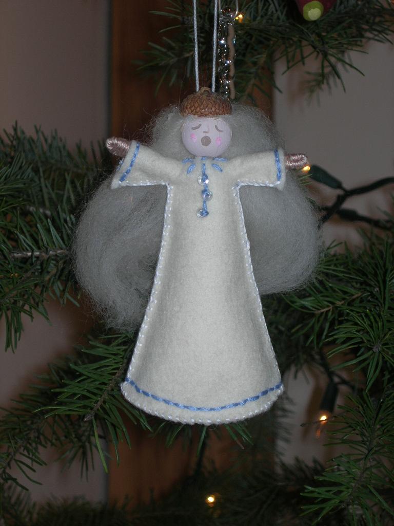 December 2010 - caroling fairy 1