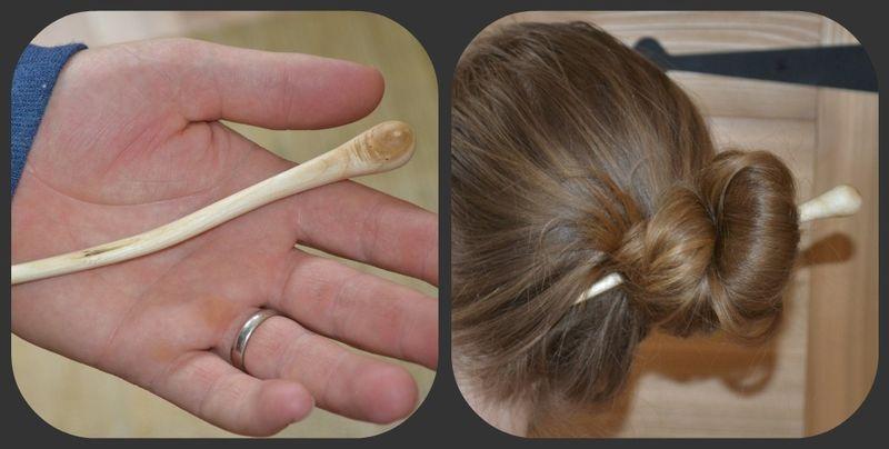 Papa's hairstick