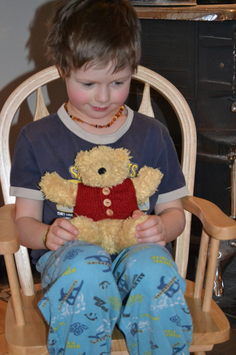 March 2011 - Pooh Bear 5