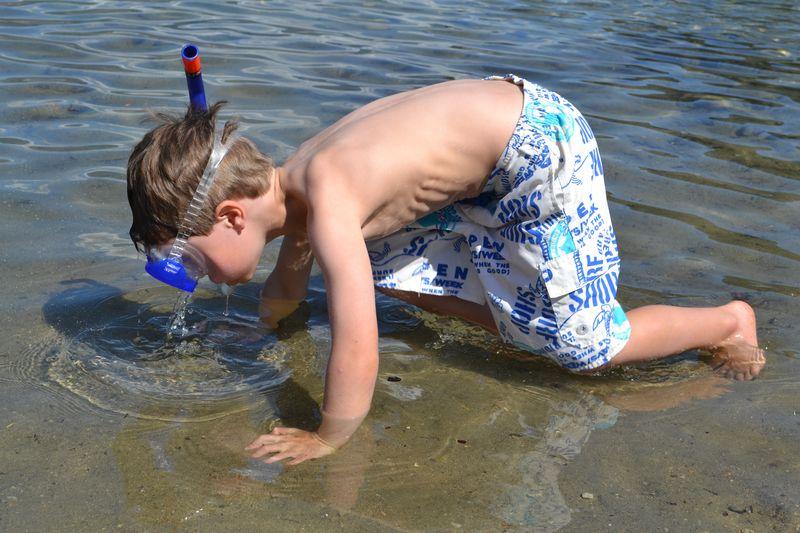 August 2011 - beach days 6