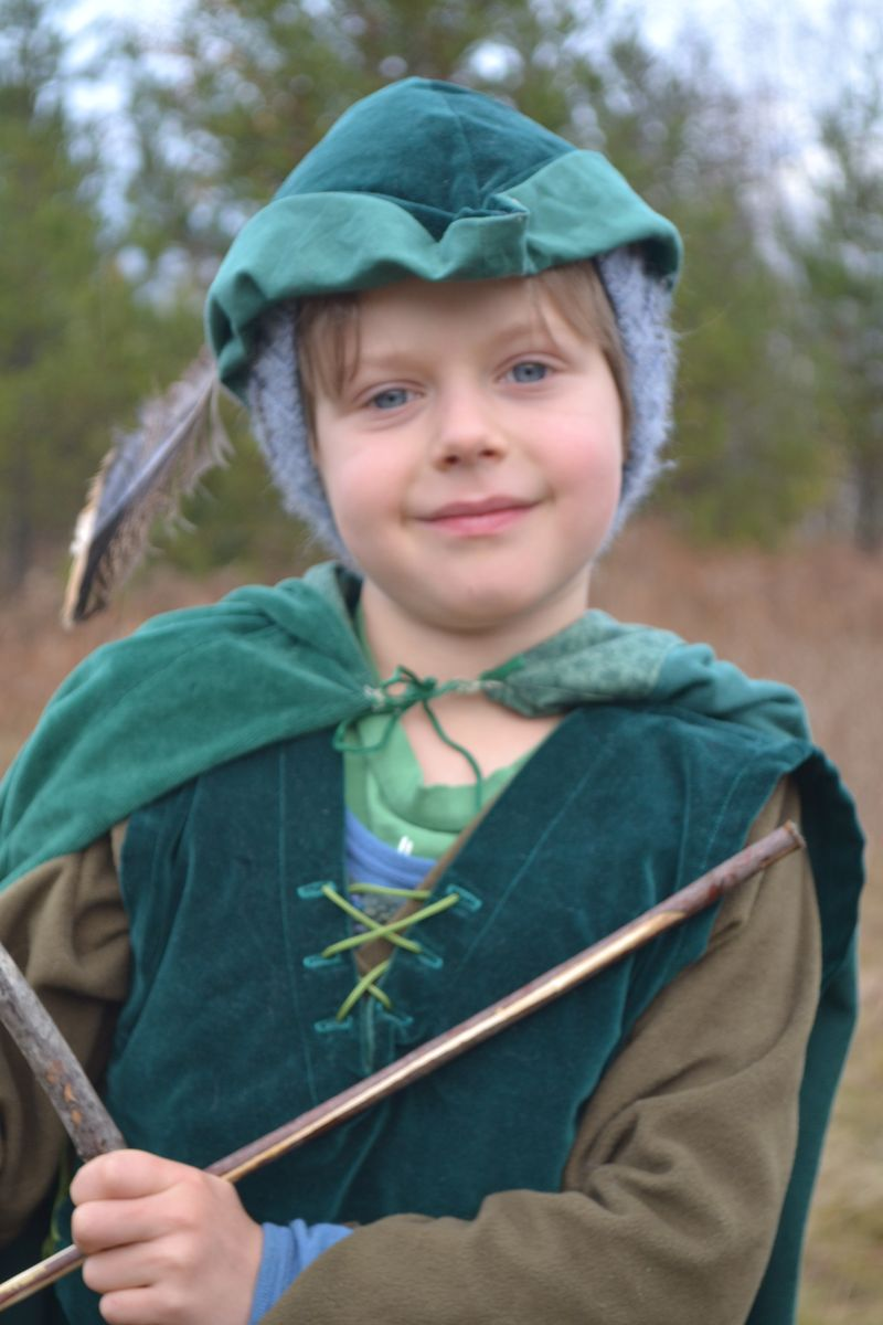 October 2011 - Robin Hood 3