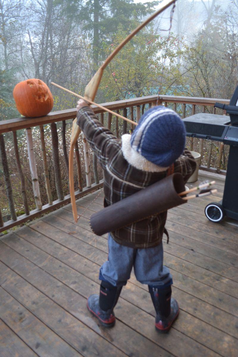 November 4, 2011 - archer 10