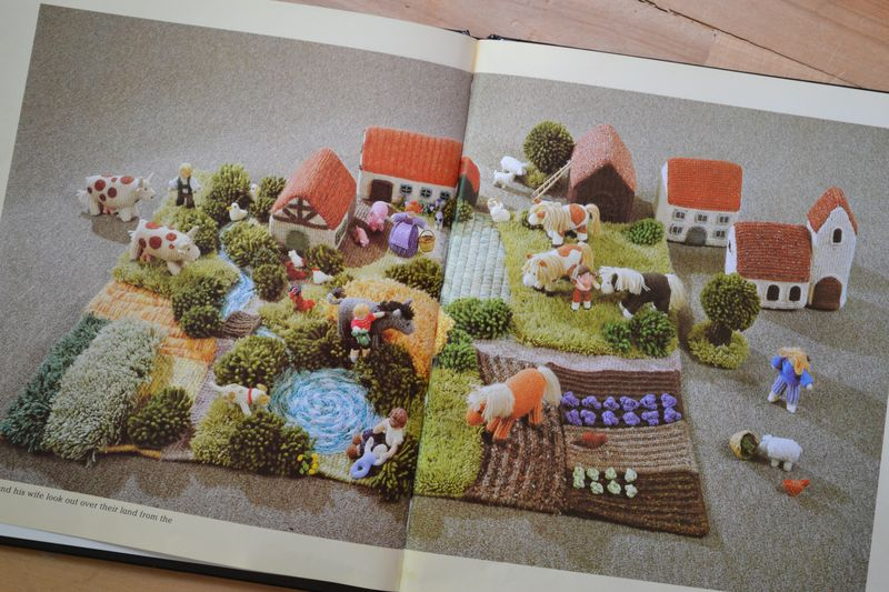 Knitted Farmyard 1