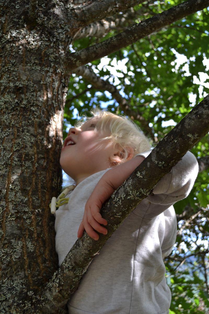 September 2011 - climbing 6