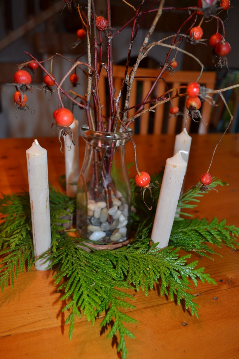 November 2011 - Advent wreath
