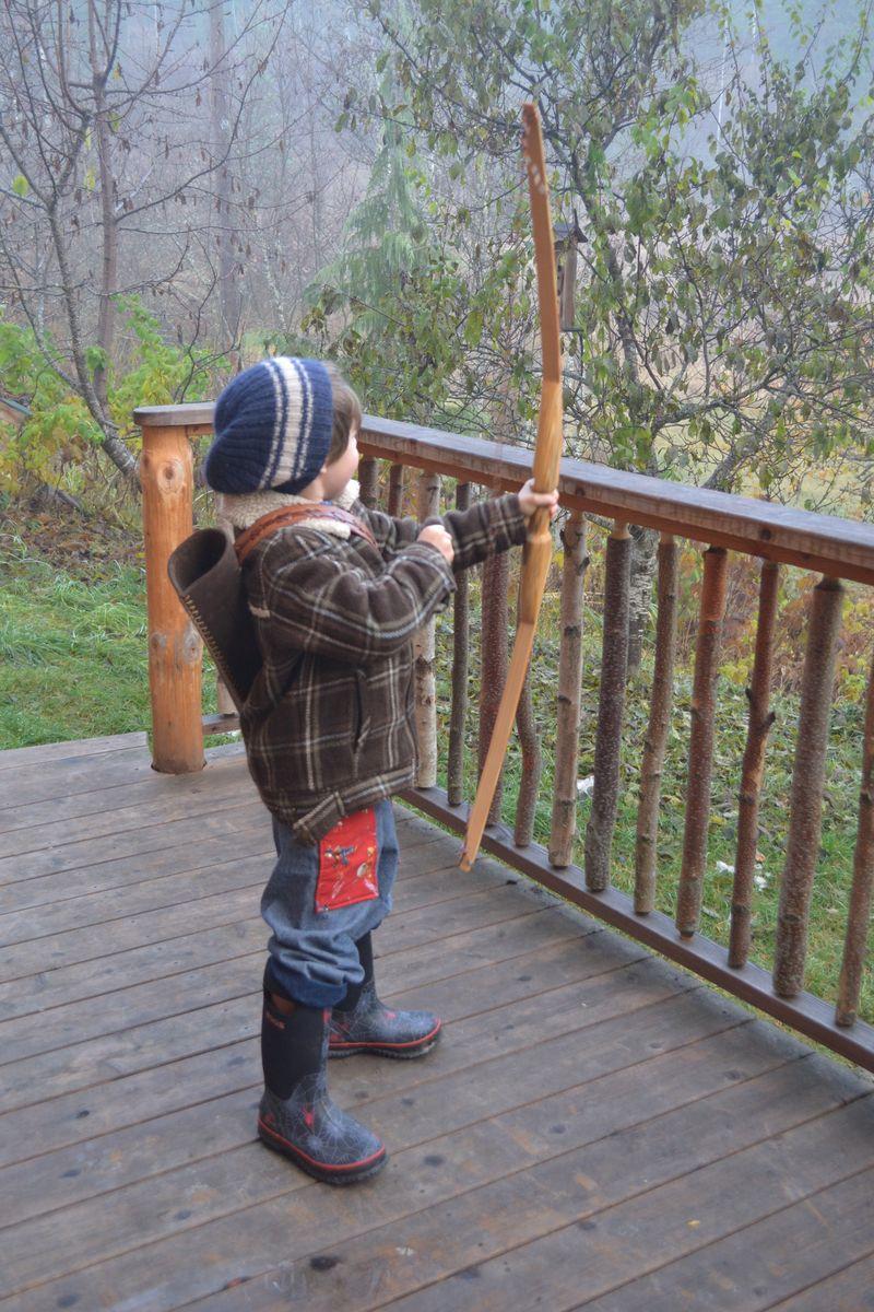 November 4, 2011 - archer 12