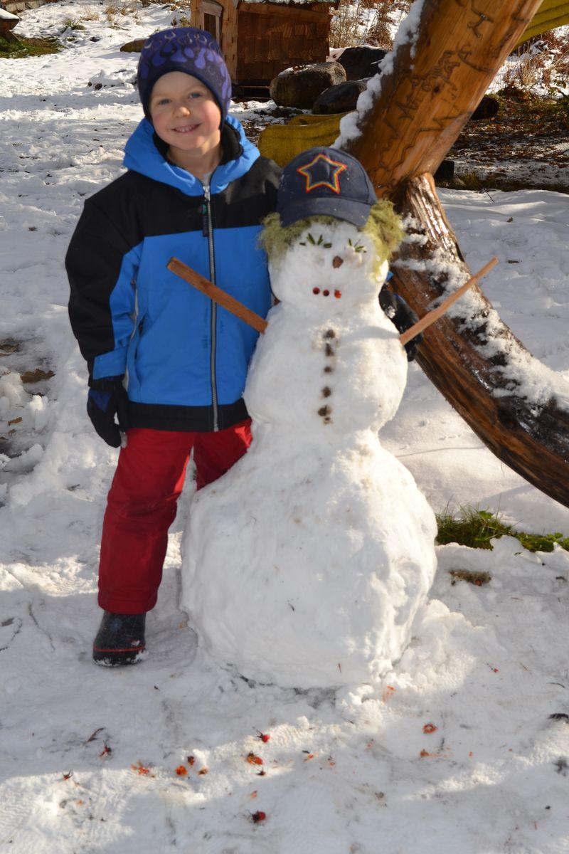 November 2011 - snowman 3