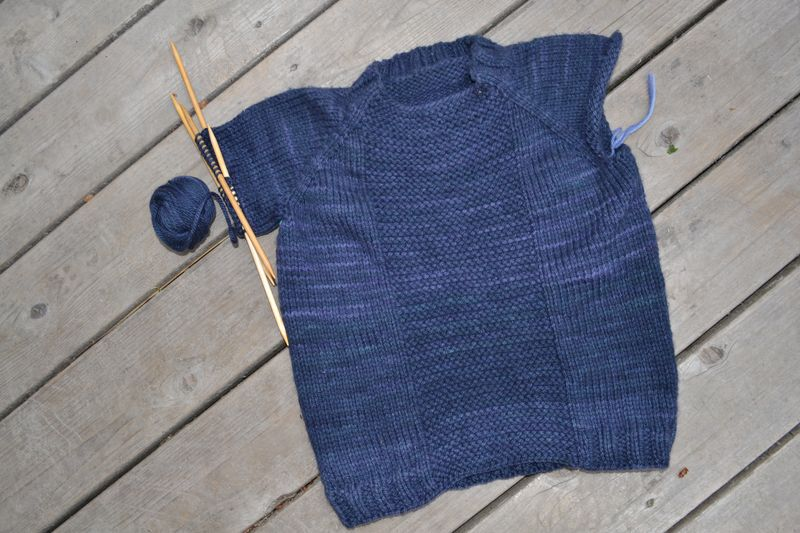 June 2012 - fisherman sweater 1