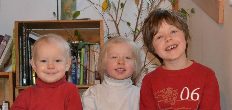 December 2011 - Christmas pjs 2a