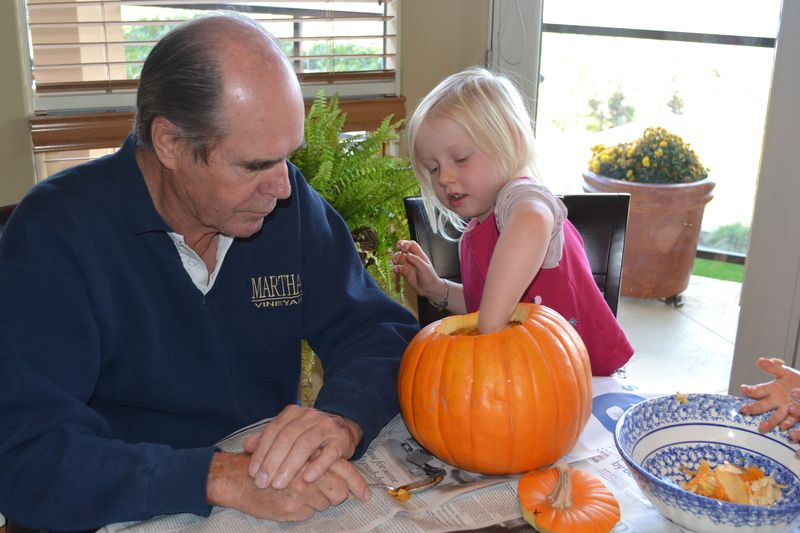 October 2012 - Nana and Pops' 2