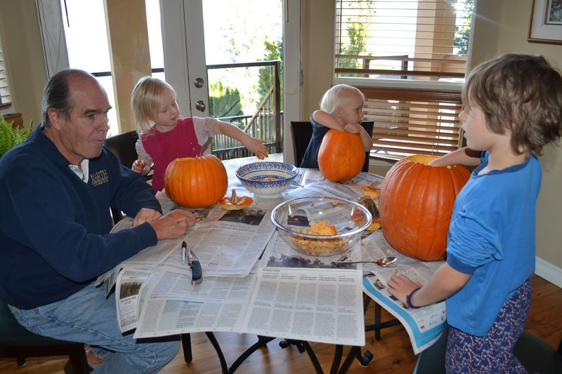October 2012 - Nana and Pops' 5