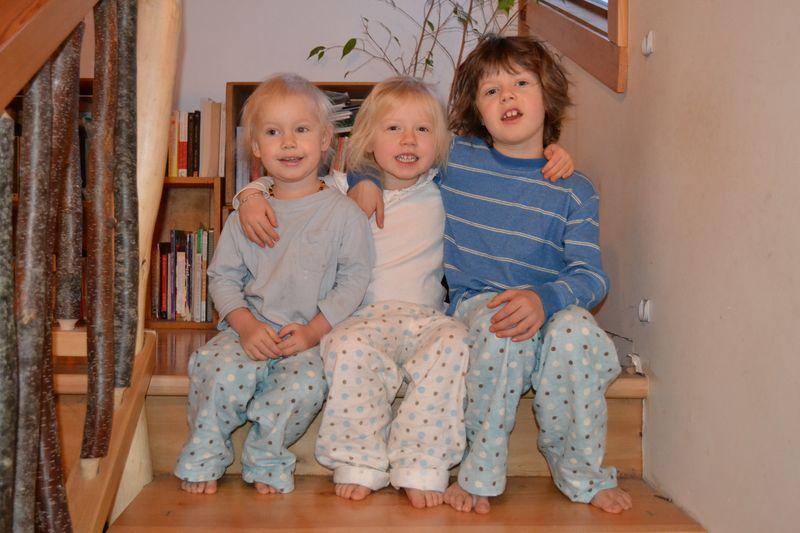 Christmas 2012 - jammies 3