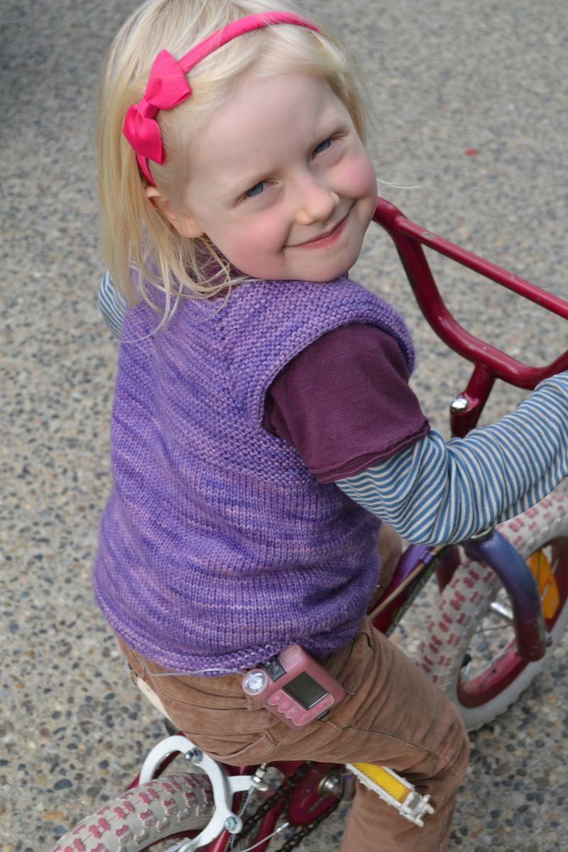 October 2012 - learning to bike 3