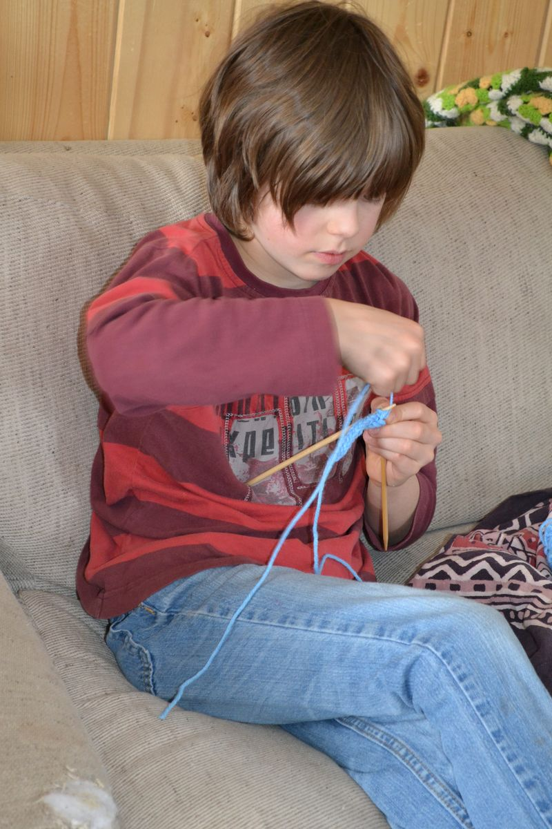 February 2014 - knitting together 2