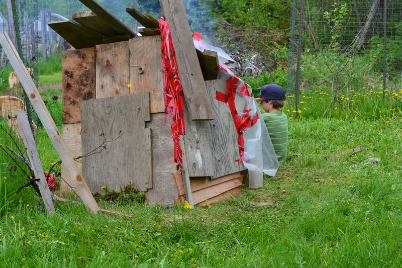 May 2014 - kid's fort 2