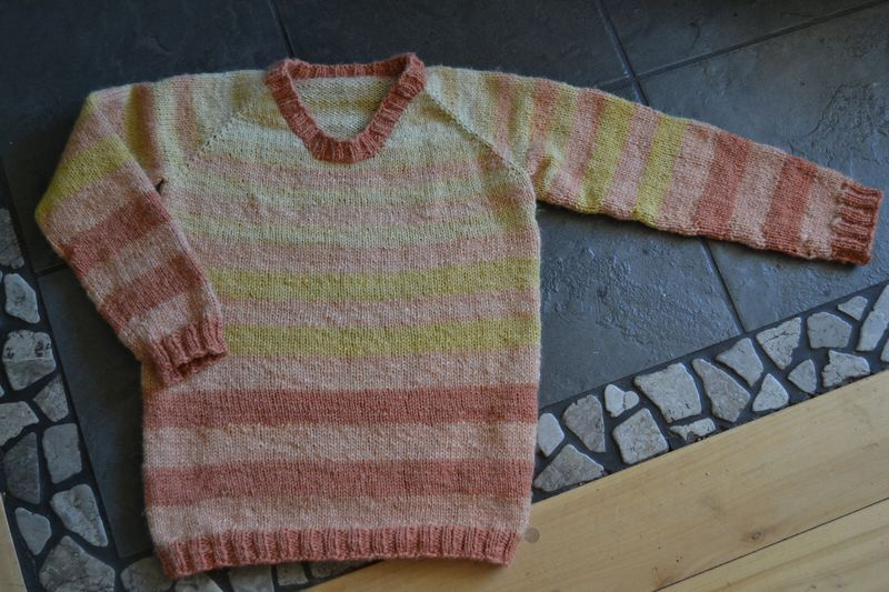 August 2014 - sunrise sweater 2