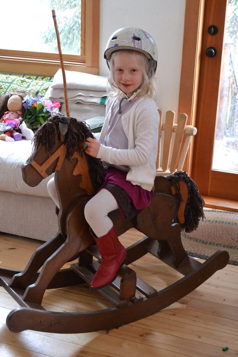 January 2015 - horse riding