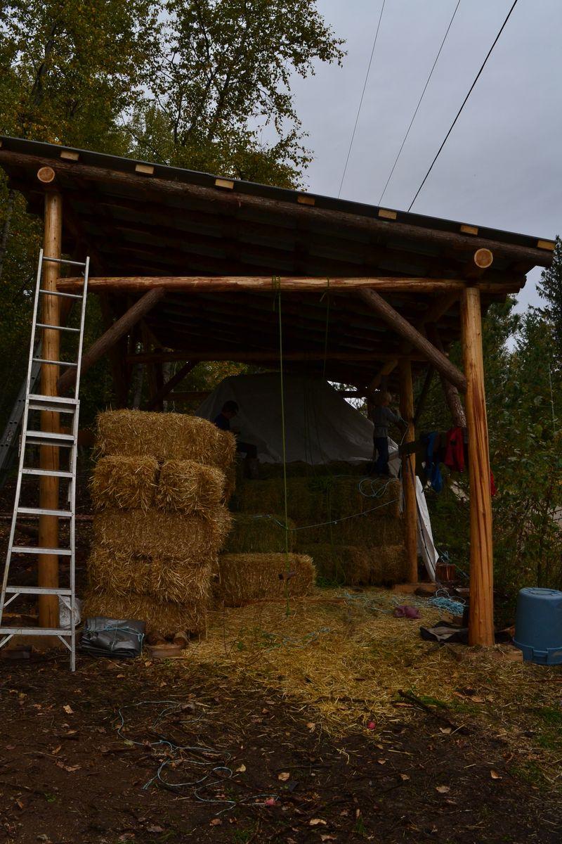 September 2015 - hay shed 3