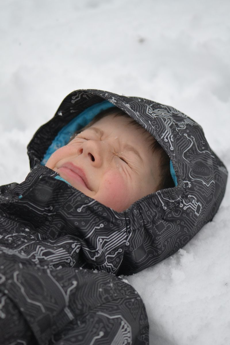 November 2015 - first snowfall 6
