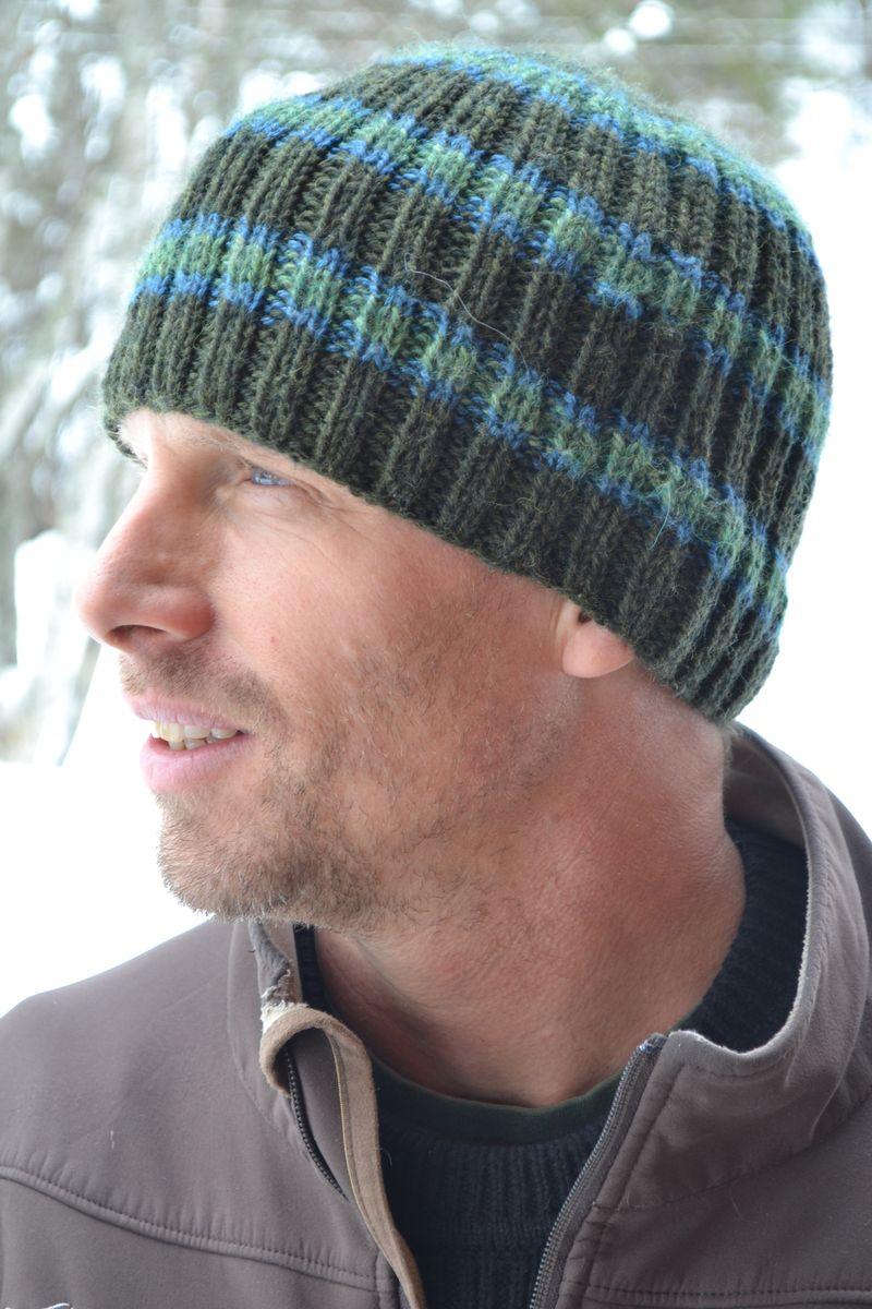 January 2016 - papa hat 1