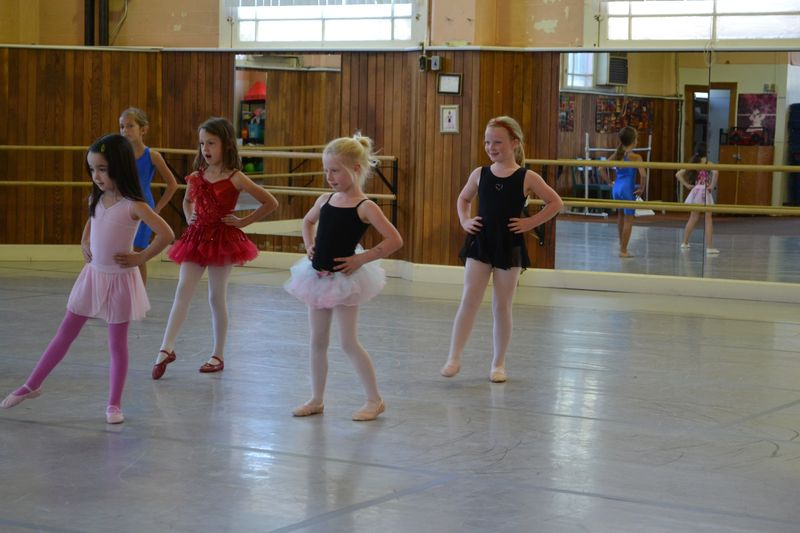 September 2014 - ballet beginnings 3