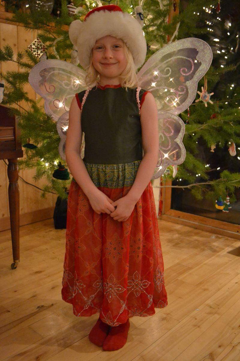 December 2014 - Christmas tree fairy