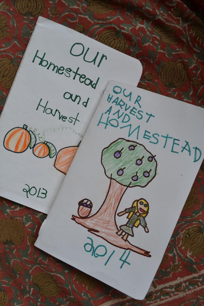 January 2015 - harvest and homestead book 1