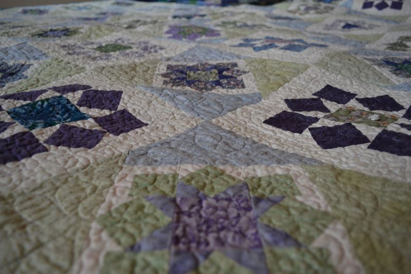 January 2015 - wedding quilt 5