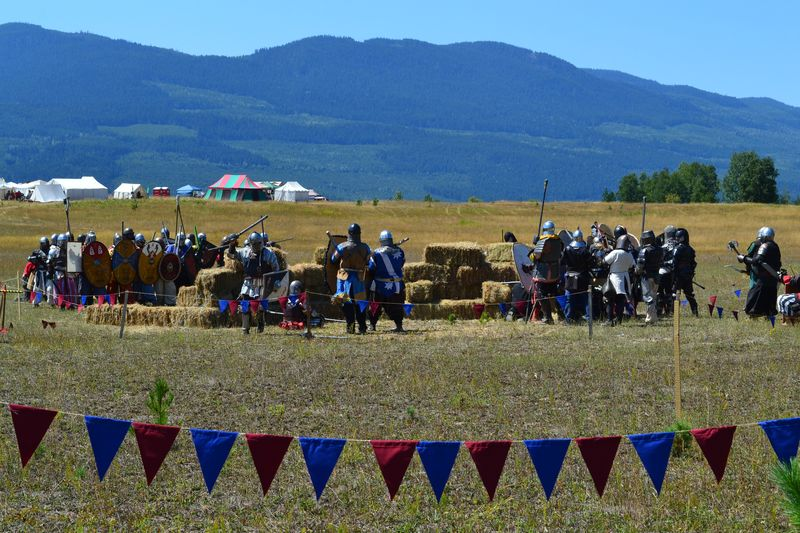 July 2015 - medieval days 24