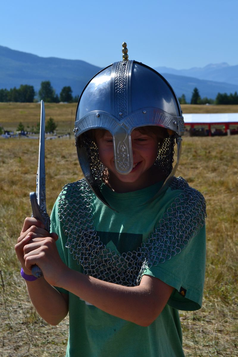 July 2015 - medieval days 20