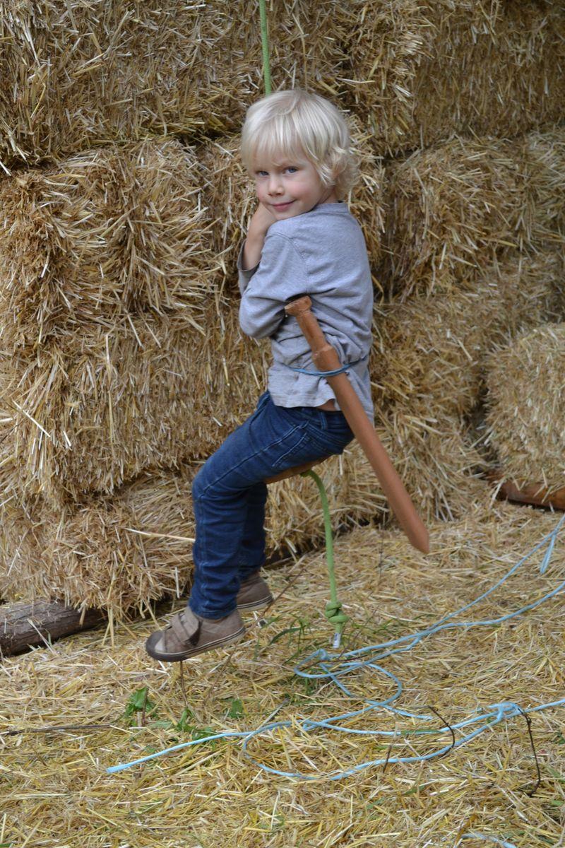 September 2015 - hay shed 1
