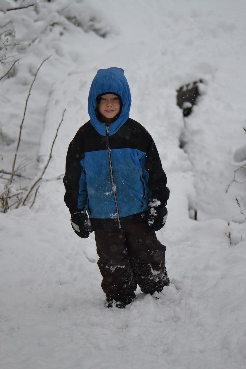 November 2015 - first snowfall 3
