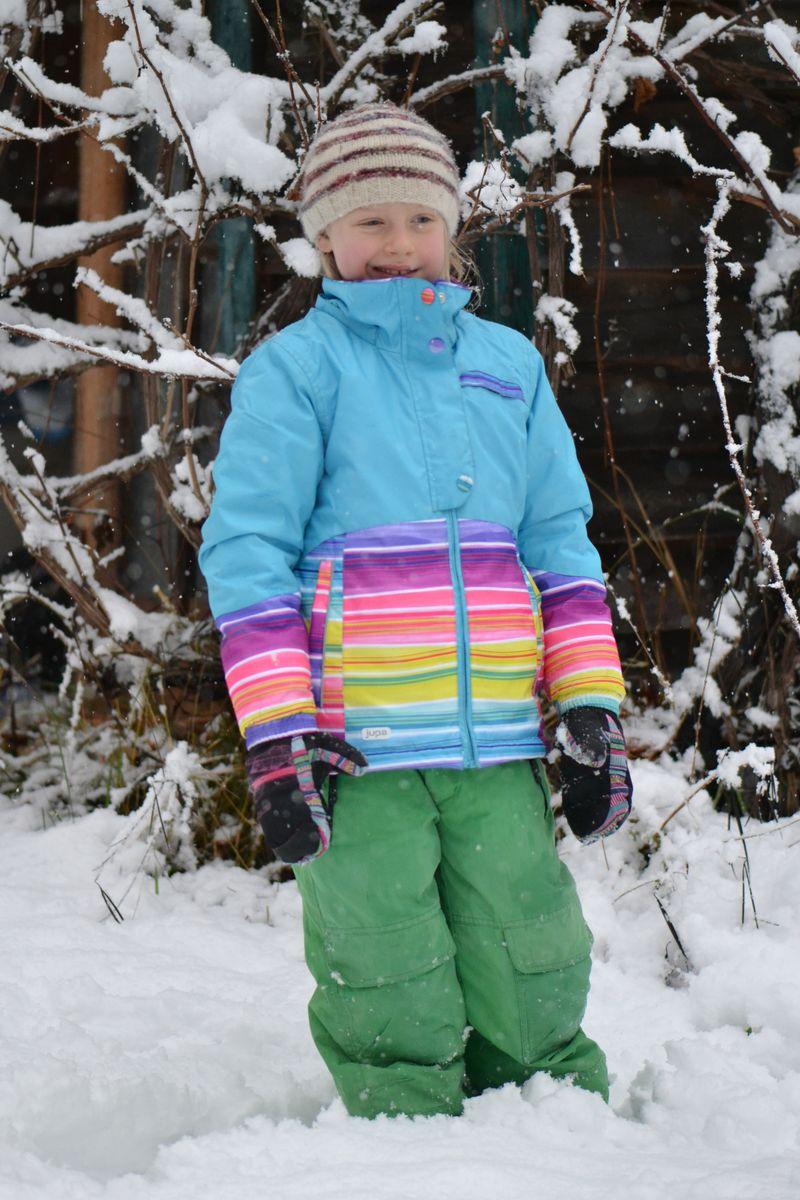 November 2015 - first snowfall 1