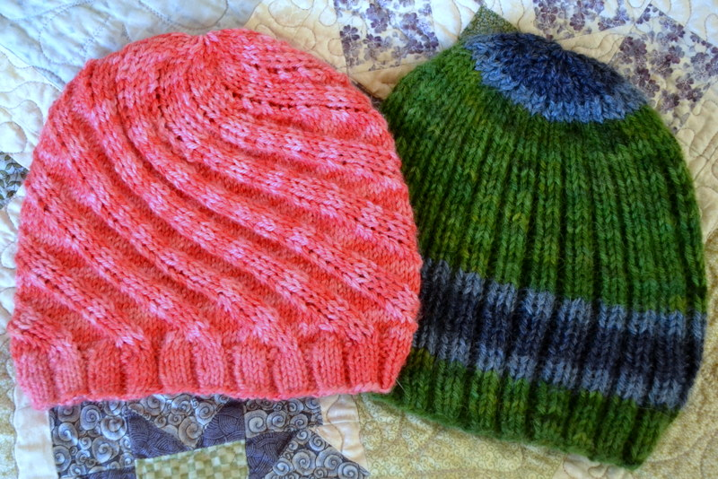 November 2015 - Christmas hats so far
