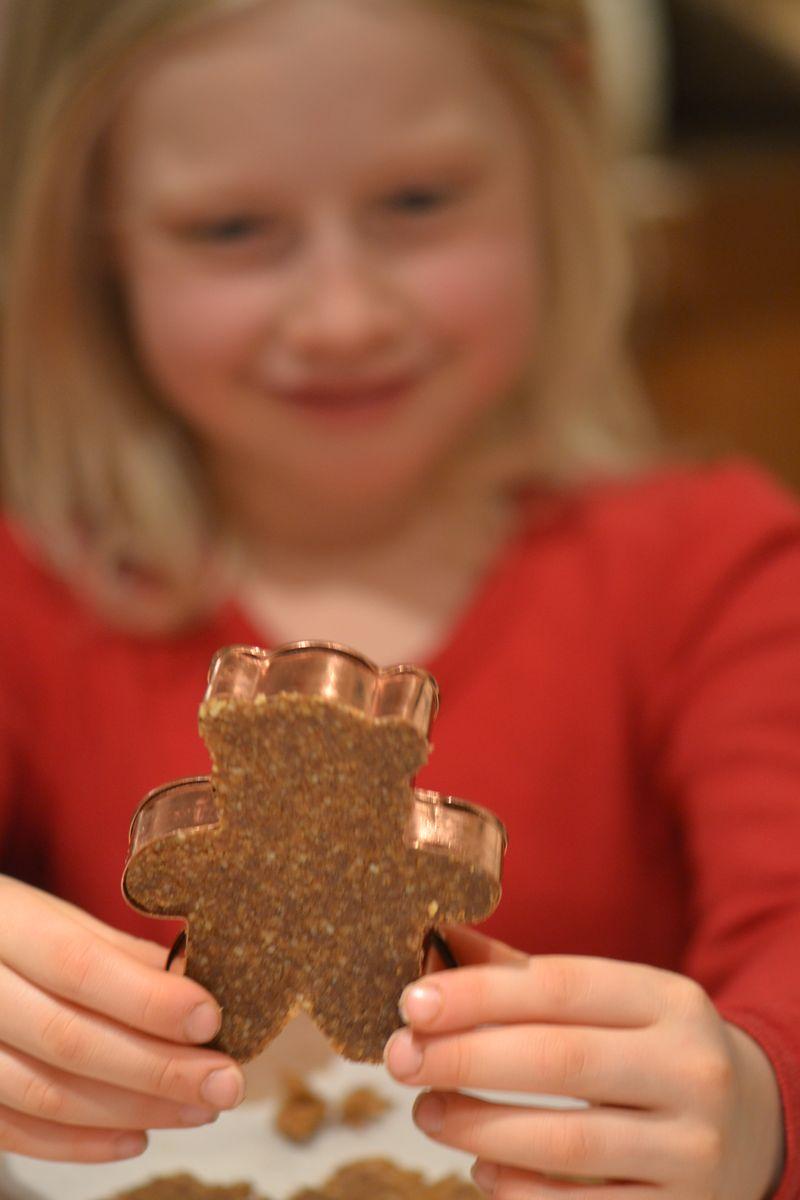 December 2015 - gingerbread