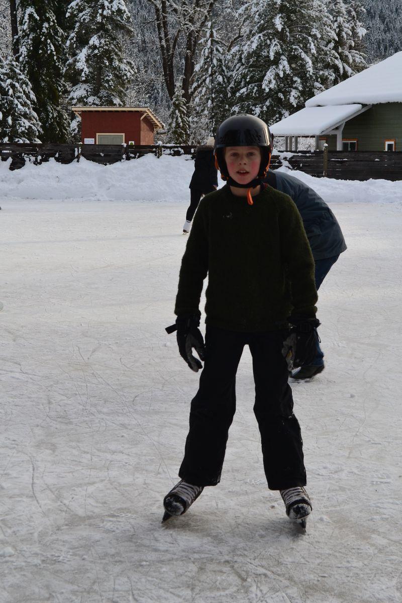 December 2015 - skating 1