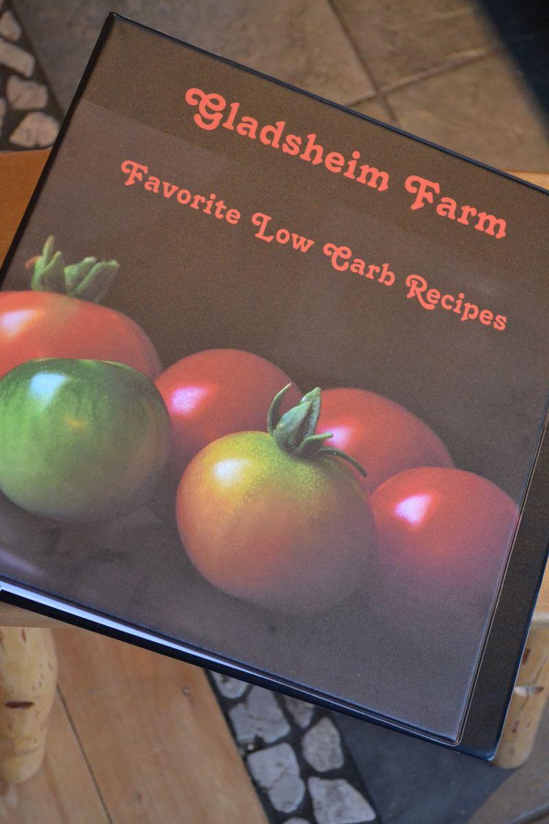 December 2015 - recipe book 1