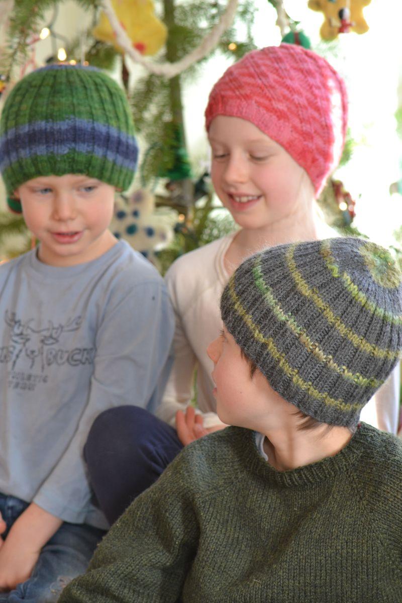 Christmas 2015 - hats 2