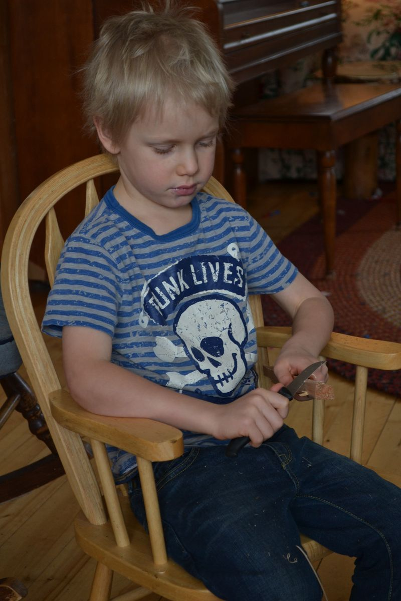 January 2016 - whittling 1
