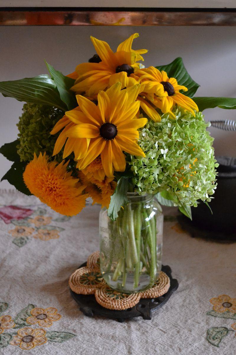 August 2015 - mama's birthday bouquet