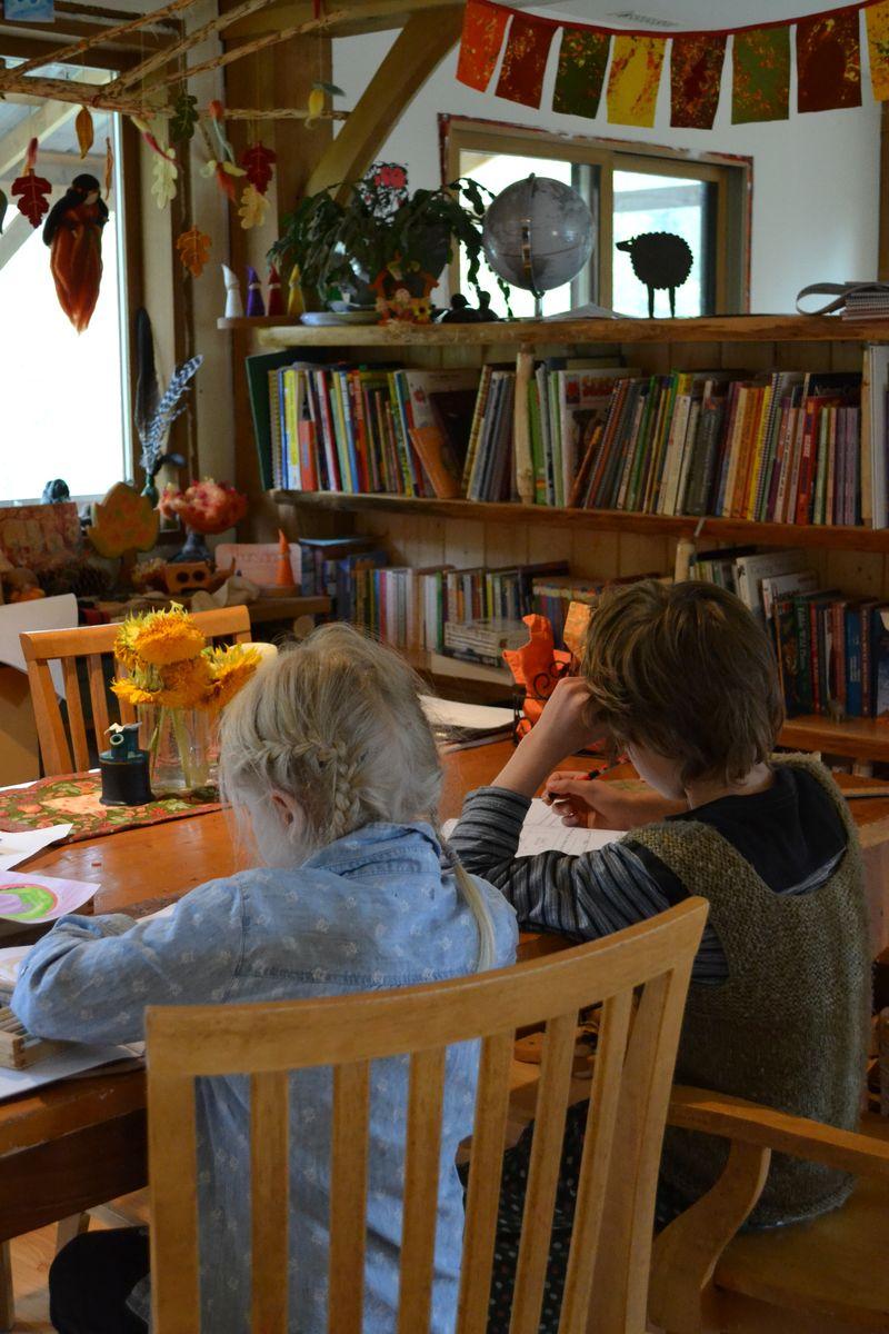 September 2015 - homeschool days