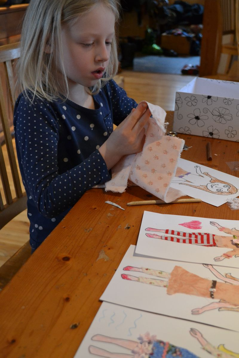 December 2015 - fabric dolls 1