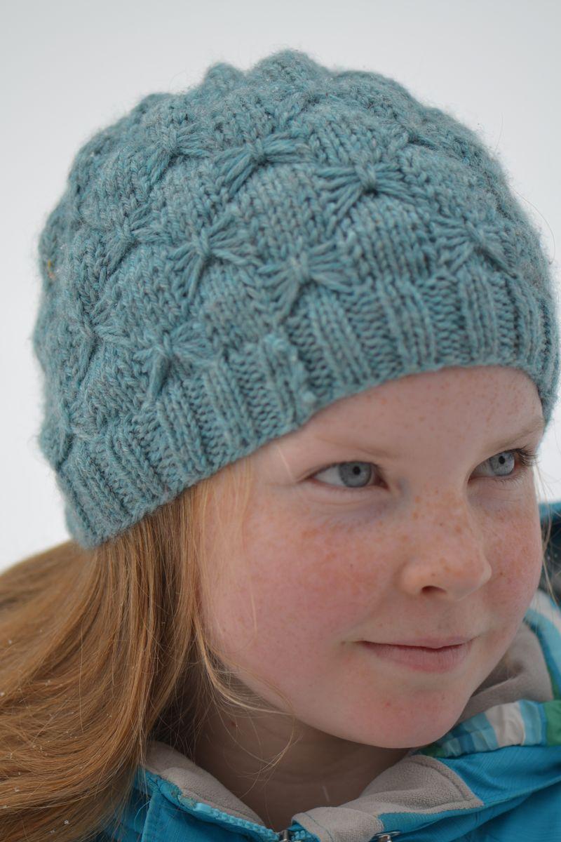 December 2015 - Allie's hat 1